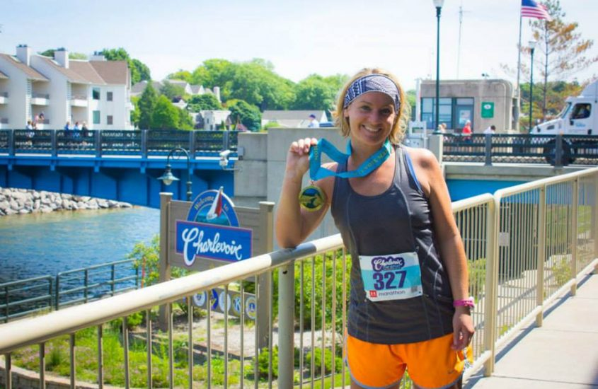 Chafing My Dreams- 26.2