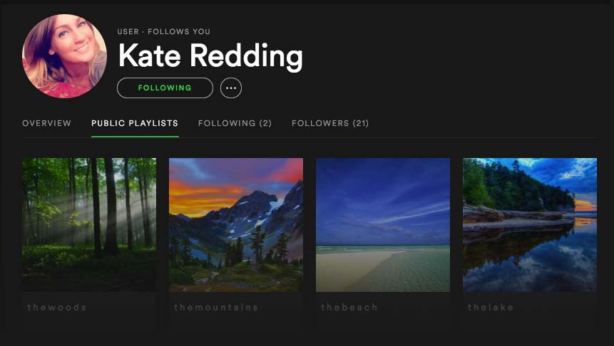 Notes of an obsessive compulsive personality – As told by Spotify.