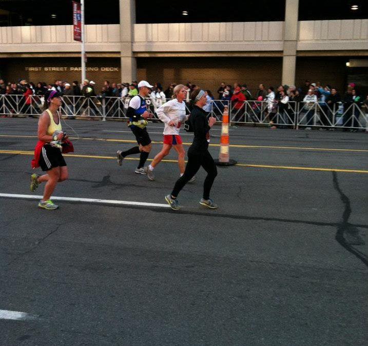 I Did It!  I Did It! I Ran My First Marathon!!