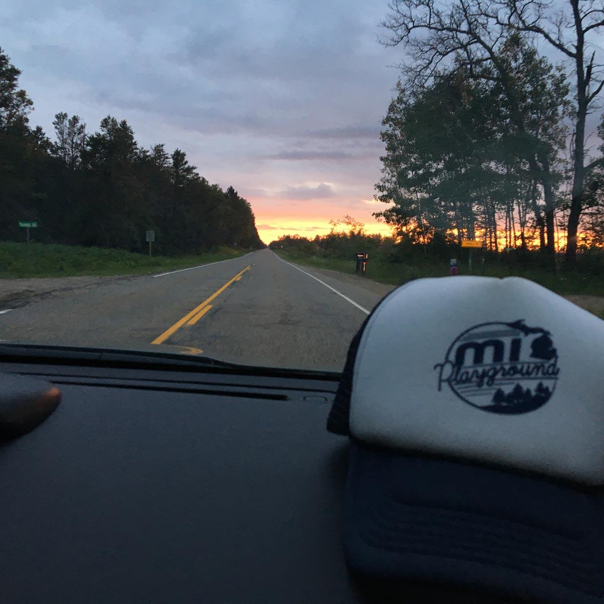 Michigan Playground Road Trip