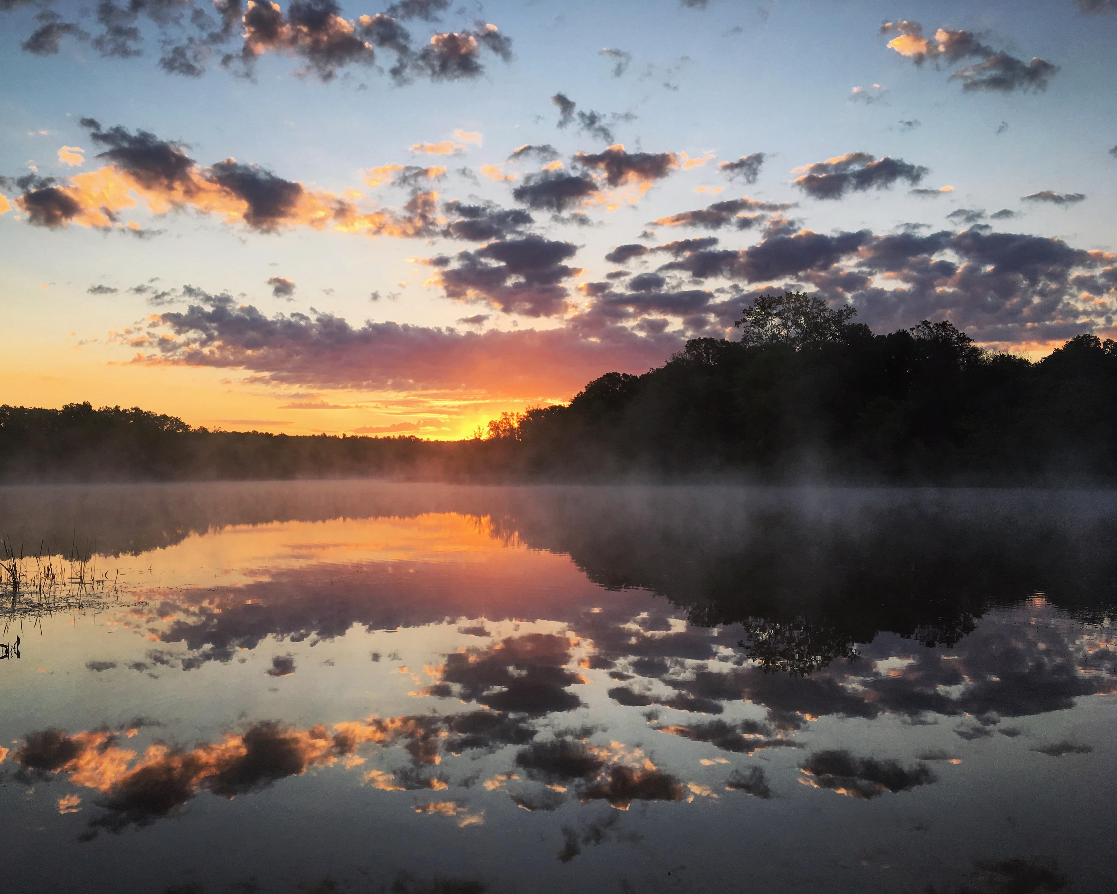 East Graham Sunrise