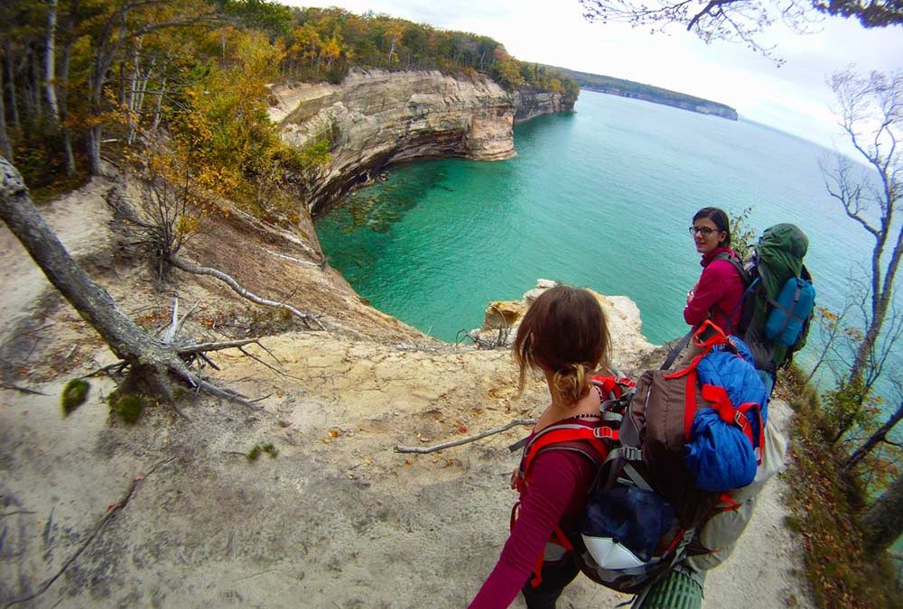 """We Pictured It Perfect"" A Weekend At Pictured Rocks"