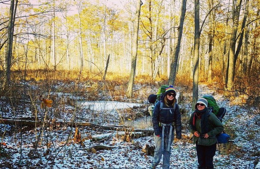 The Hoist Lake Hike