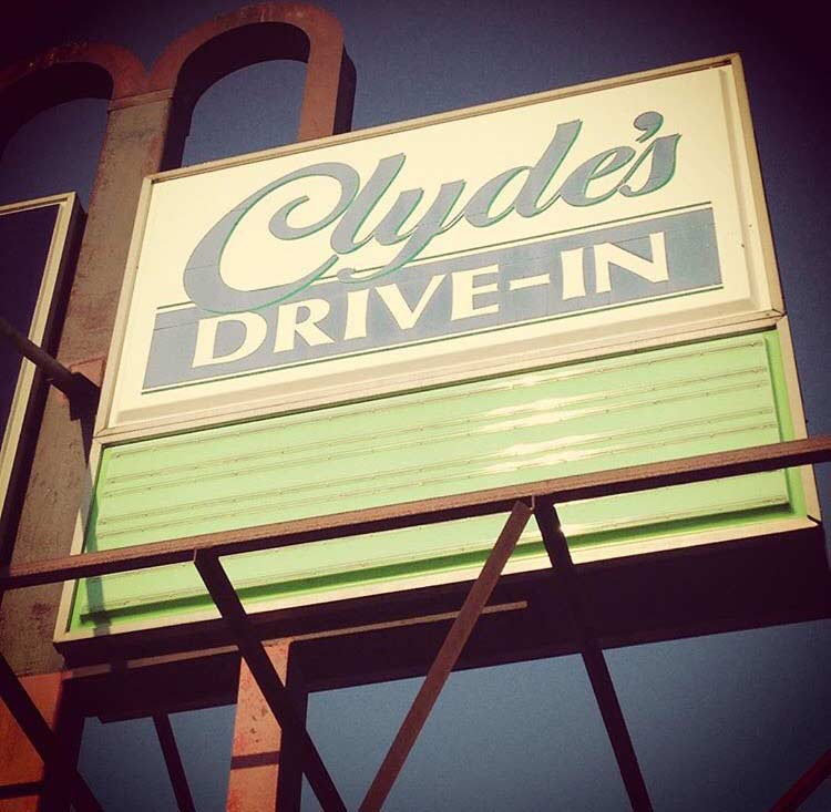 Clydes Drive In Burgers Michigan Upper Peninsula