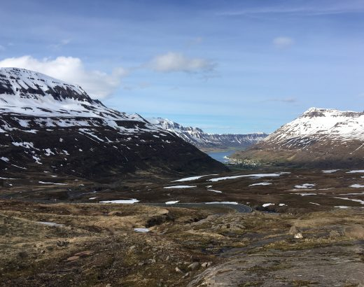 Iceland Mountains