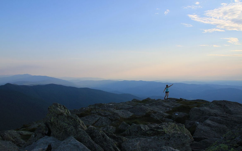 Green Mountain Sunset Views