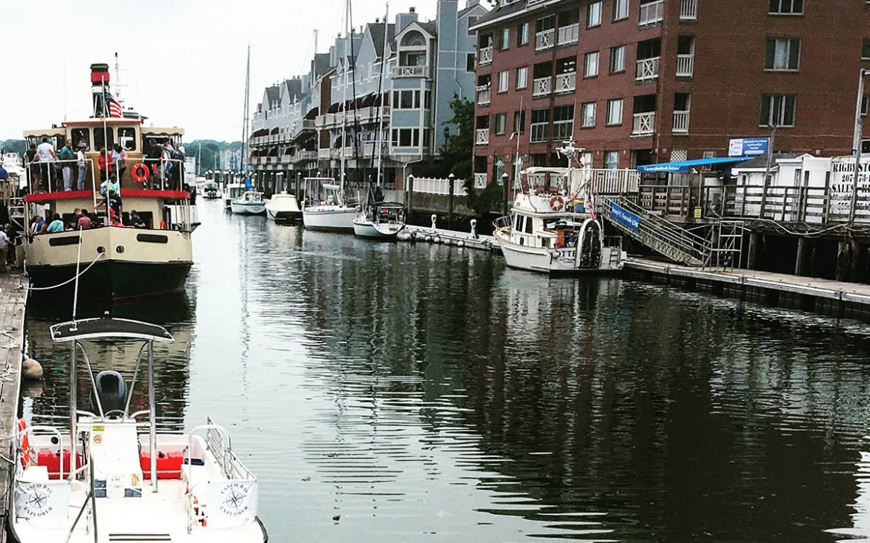 Portland Maine City