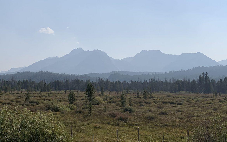Stanley Idaho Mountains